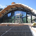 Chantier Centre Aquatique Courchevel