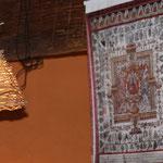 チベットの掛物