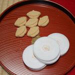 干菓子(干支・申、勅題・人)