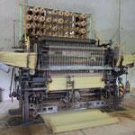 沖縄ビーグ畳表製織機。。