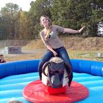 Jugendplatzfest 2014 - Bullriding