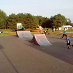 Jugendplatzfest 2014 - Skaterbahn