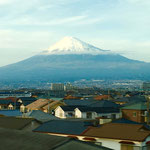 最後は富士山。