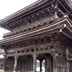京都南禅寺の山門みたい。