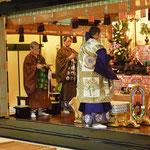 同じ市内の真宗大谷派・妙徳寺様に御出仕いただきました。