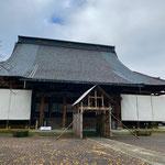 武生の毫摂寺様。