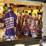 福島南組の御寺院様に御出仕いただきました。