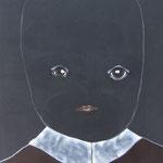 papa negra / 2009 / oleo s-tela / 50x60 cm
