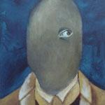 ojito / 2011 / oleo y acrilico s-tela / 35x50 cm