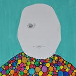 Compañeros /2012/ técnica mixta s-tela  / 50x60 cm