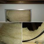 羊毛断熱材|ウールブレス|バージンウール呼吸性防音断熱材