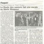 Article du Trégor du 02/08/2012