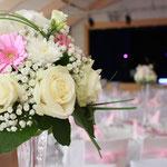 Blumengesteck, Floristik