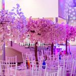 Hochzeitsblumen, Hochzeitsdekoration,