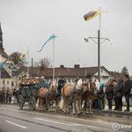 Leonhardi, Bad Tölz, Wallfahrt, Brauchtum, Tradition, Trachten, Pferde, Schutzpatron