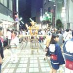 武蔵小山商店街(パルム)