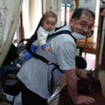 東京都品川区旗の台3-6-25メソンそら105:さいとう整体:おんぶで子守しまーす:子連れOK:骨盤矯正:O脚矯正:肩こり:腰痛