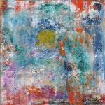 4-17  , 70x70 cm , o.T., Öl-Leinwand