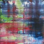 1/14    100 x 100 cm    o.T.     Öl/Leinwand