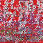 11-16, 60 x 80 cm, Purple Rain 2