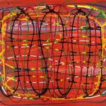 07/14     60 x 80 cm    Miró     Öl/Lack/Leinwand
