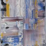 7/13  -  60 x 50 cm  -  Quadro 2  -  Öl/Acryl/Leinwand