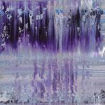 5/13  -  60 x 80 cm  -  Spiegelung 4  -  Öl/Leinwand