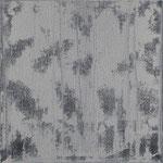 34/12  -  60 x 60 cm  -  Schwarz-Weiß 1  -  Öl/Leinwand