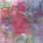 17-15  -   Blüten  -  80 x 60 cm  - Öl/Leinwand