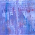 36/12  -  120 x 40 cm  -  Fata Morgana  -  Öl/Leinwand