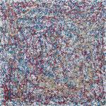 01-16 , 70 x 70 cm, Jackson 7, Öl-Acryl-Lack-Leinwand