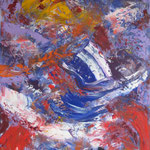 21-15  -   Happy   -   120 x 80 cm  -   Acryl/Leinwand