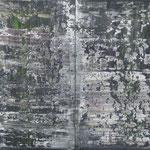 13/15  -  50 x 80cm (zweiteilig)   -   Sturm  -  Öl/Leinwand