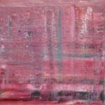 47/13  -  40 x 40 cm  - Spiegelung 5 -  Öl/Leinwand