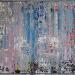Nr. 11/14     100x140 cm  Golden Gate  Öl/Hartfaserplatte/Foto