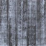 42/12  -  60 x 60 cm  -  Schwarz-Weiß 4  -  Öl/Leinwand