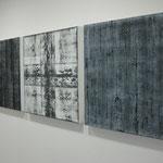 40/12  bis 42/12  -  60 x 180 cm  -  als Tryptichon