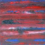 14/12  -  60 x 60 cm  -  Dämmerung  -  Öl/Leinwand