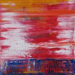 10/12  -  80 x 80 cm  -  Rotes Meer  -  Öl/Leinwand