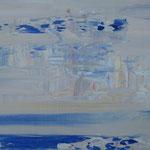 21/12  -  30 x 43 cm  -  Manhattan  -  Öl/Hartfaser