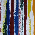 31/13  -  23,5 x 43 cm  - Ohne Titel  -  Lack/Hartfaser