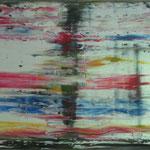 2/12  -  50 x 70 cm  -  Schwarze Sonne  -  Öl/Leinwand