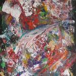 22-15   -  Hurricane   -    100 x 70 cm    -  Acryl-Leinwand