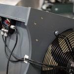 Leistungsstarker Ventilator
