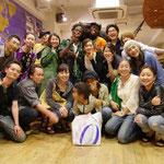 16, Jun ラウラウ&ダラマンLive @地球探検隊(新宿)