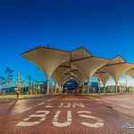 Leidse Rijn, Busstation