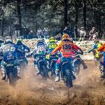 Hoenderlo, motorcross