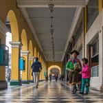 Lima (Peru), Straatbeeld