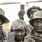 Arnhem, Living statues