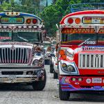 Guatemala, Public Transport